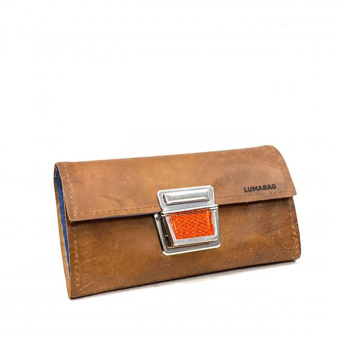 Portemonnaie big orange