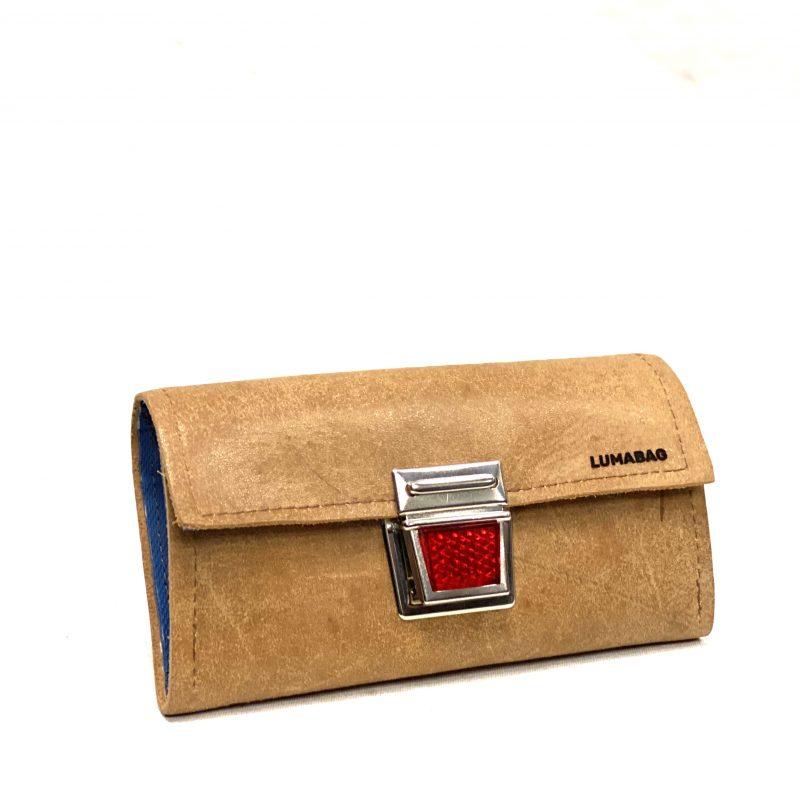 Portemonnaie Big roter Verschluss