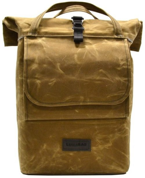 THE URBAN TRAVELLER GO in tan