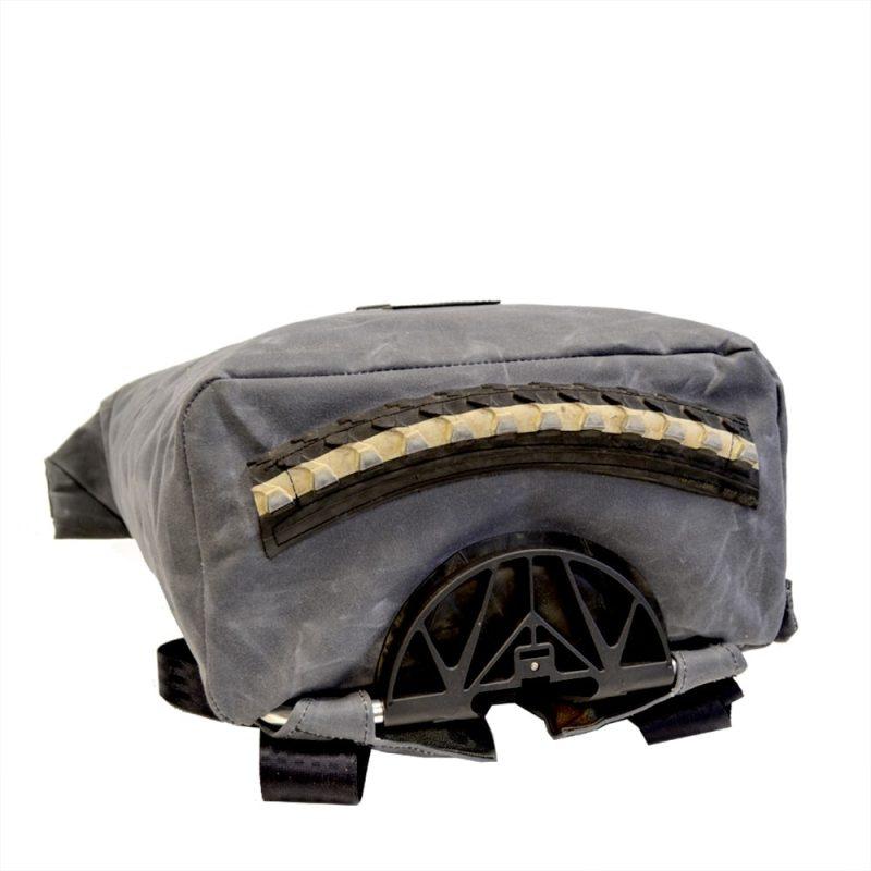 Brompton Rucksack Taschenboden