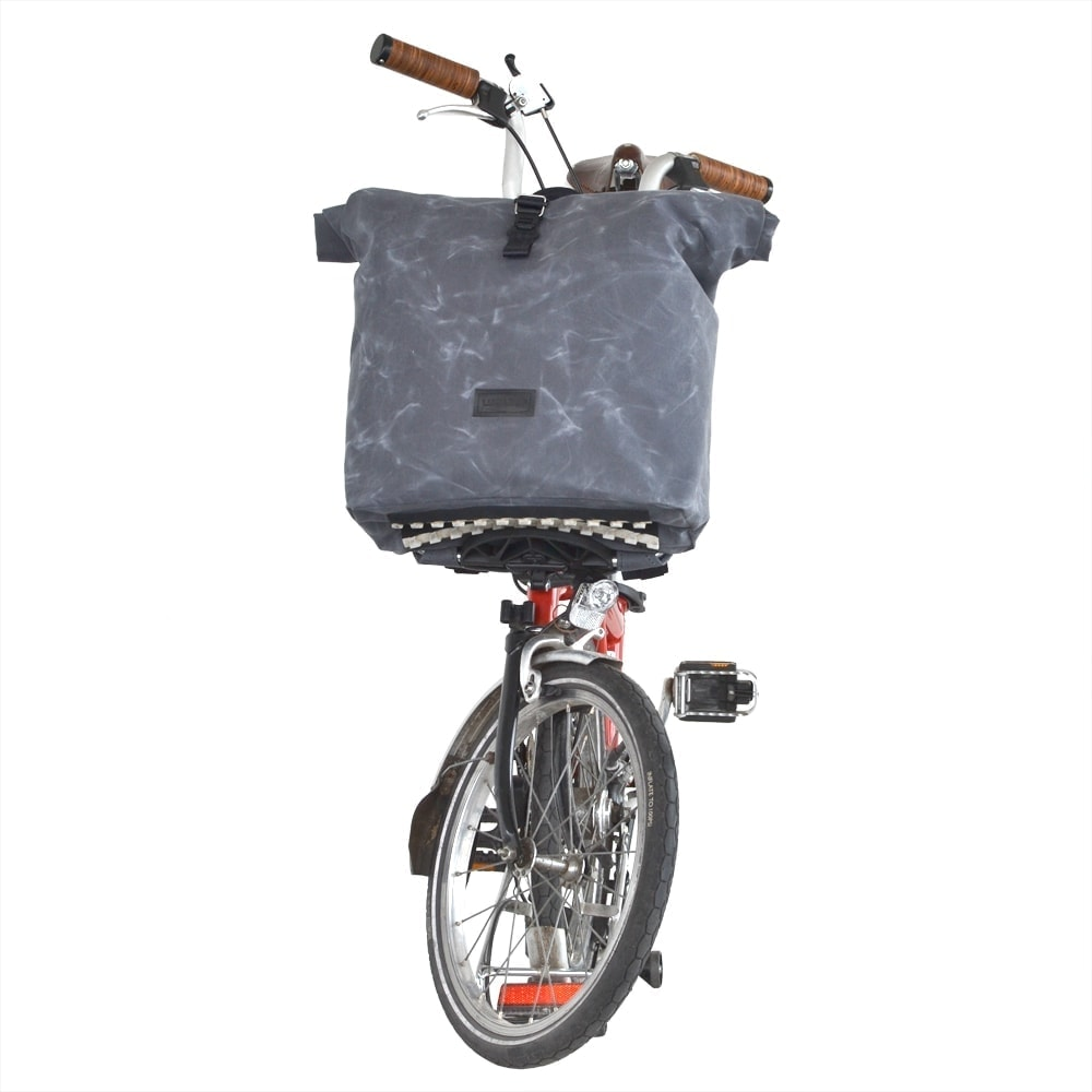 Brompton Fahrradrucksack THE URBAN TRAVELLER 7