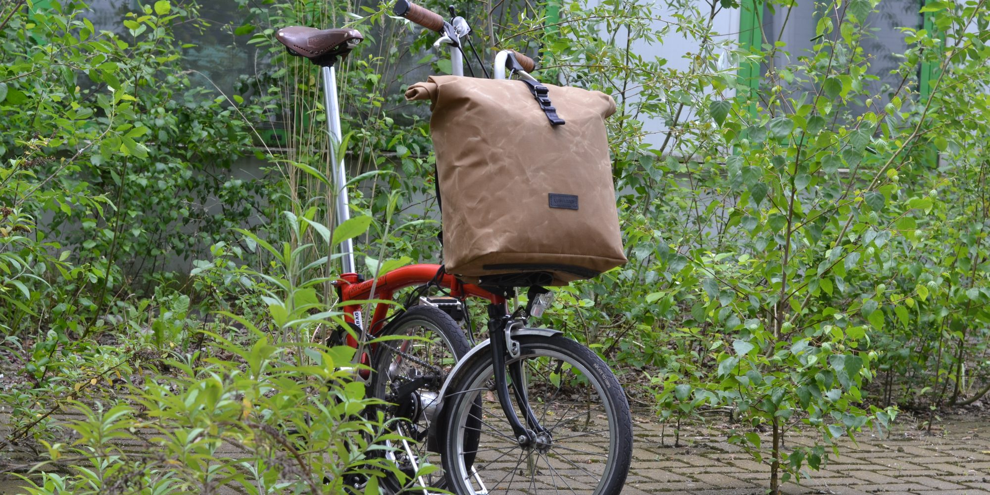 THE URBAN TRAVELLER for the Brompton bike