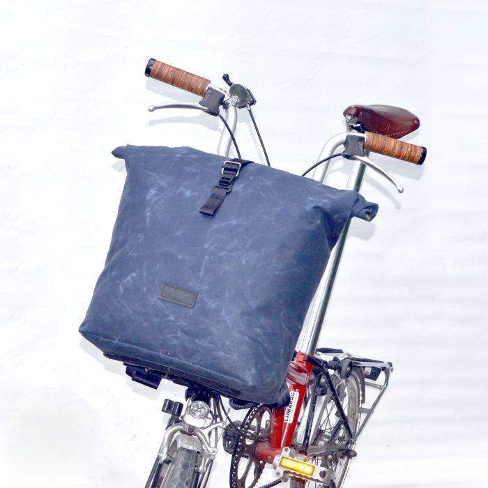 THE URBAN TRAVELLER Fahrradrucksack passend für das Brompton 1