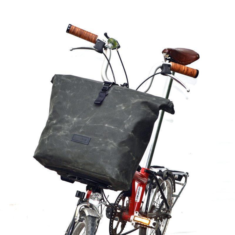 Brompton Fahrradrucksack THE URBAN TRAVELLER 5