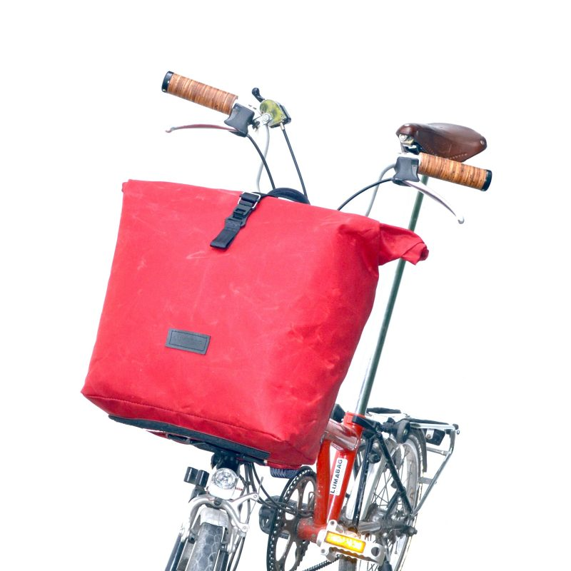 Brompton Fahrradrucksack THE URBAN TRAVELLER 4