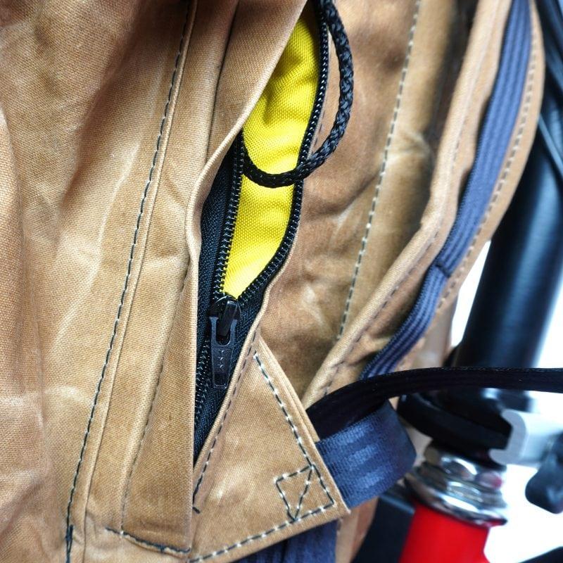 """Rucksack """"Bromfort"""" passend für das Brompton Faltrad 2"""