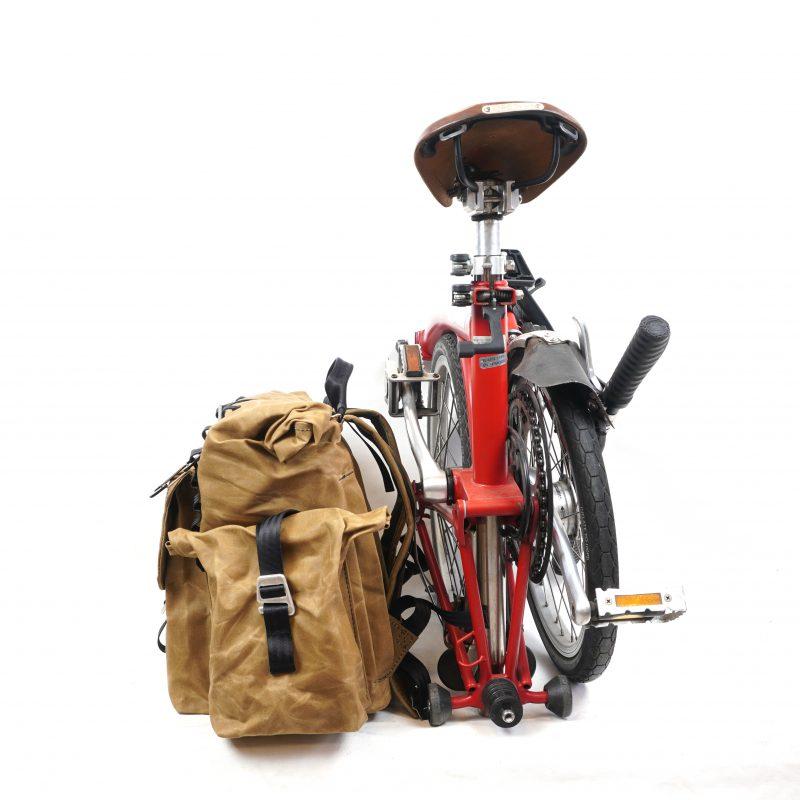 """Rucksack """"Bromfort"""" passend für das Brompton Faltrad 3"""