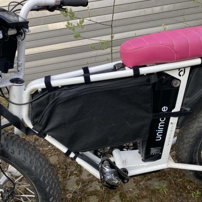 Urbandrivestyle UNI MK short FRONT FRAME Bag 1