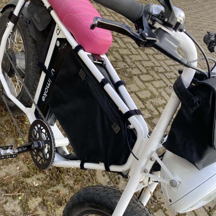 Urbandrivestyle UNI MK short FRONT FRAME Bag 2